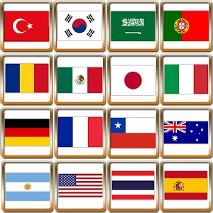 flags of the world memory game fun with flags matching game android apps on google play