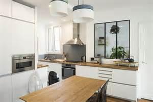 un appartement 224 la cuisine ouverte une hirondelle dans