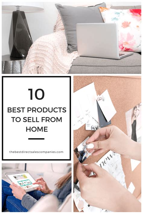 the best products to sell from home minimal investment