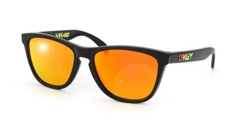 Oakley Sunglass Frogskins Vr46 Oo 24 325 Polished Black Oakley Frogskins Oo9013 24 325 Sunglasses Visual Click