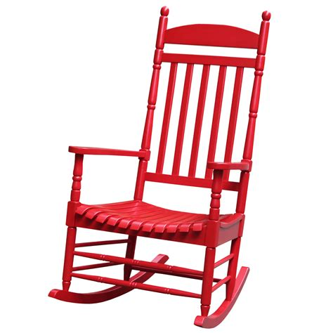 Patio Rocking Chairs Wood Solid Wood Porch Rocker International Concepts Rocking Chairs Patio Chairs