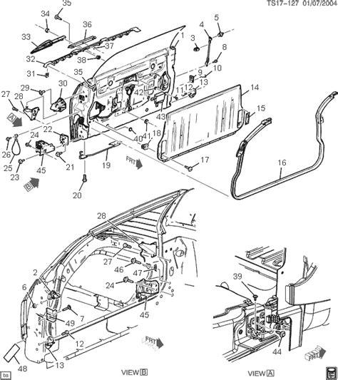 gmc oem parts canada gmc parts diagrams yukon