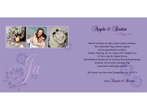 Hochzeit Einladung Modern by Hochzeitskarte Hochzeitseinladung Einladung