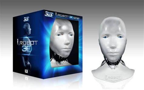 robot film uscita io robot in uscita il cofanetto blu ray 3d da collezione