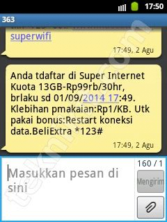 indosat super internet share the knownledge kuota lebih besar paket super internet kuota indosat