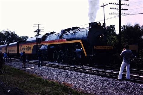 special schools in plymouth the chessie steam special at plymouth michigan the