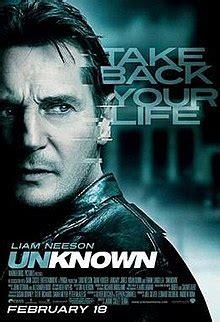 film gratis thriller unknown 2011 film wikipedia
