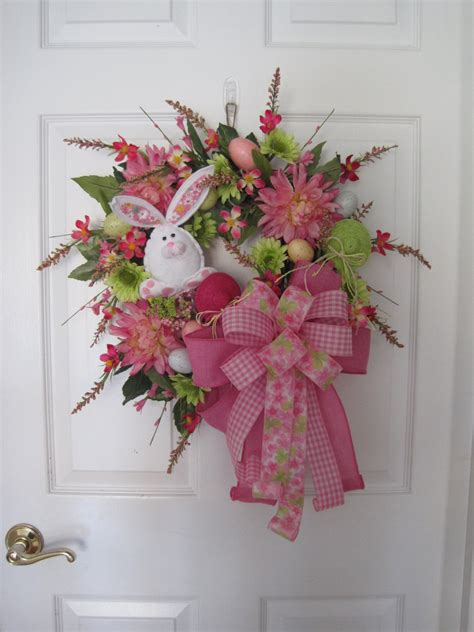 easter wreaths for front door easter wreath free shipping front door wreath easter