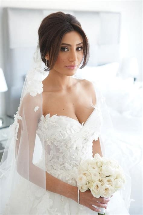 5 Real Weddings To Be Inspired By by Get Inspired Beautiful Real Brides With Stunning Wedding