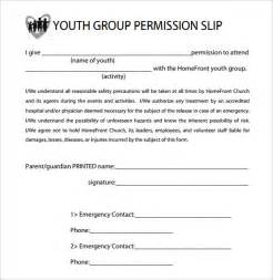 permission form template slip template 13 free word excel pdf documents