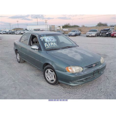 2000 Kia Sephia Wont Start 2000 Kia Sephia Rod Robertson Enterprises Inc