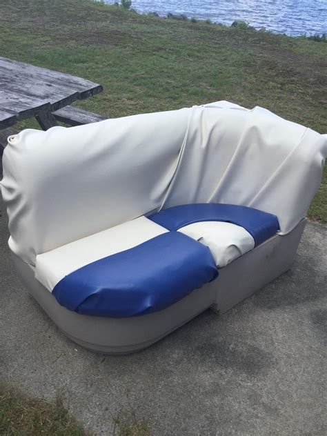 boat reupholstering how to reupholster a boat seat brokeasshome