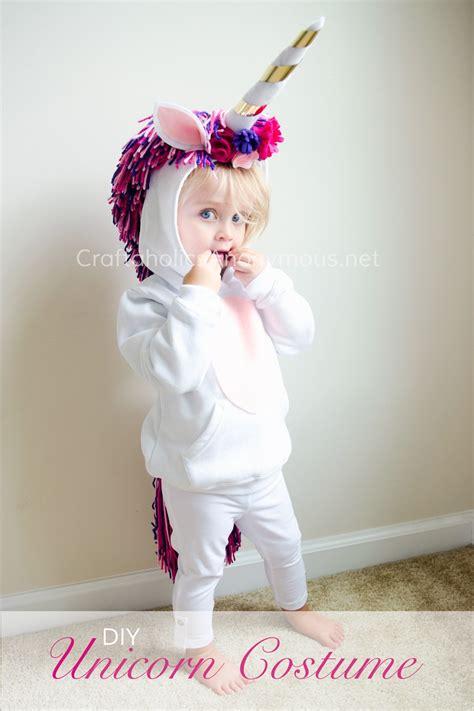 diy costumes craftaholics anonymous 174 diy unicorn costume tutorial