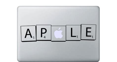 scrabble for macbook pro 65 macbook decals stickers to impress hongkiat