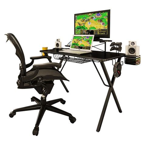 atlantic 33950212 gaming desk pro kitchen