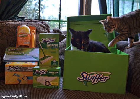 Swiffer Green Box Giveaway - swiffer swiffer twitter