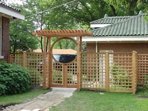 Wood Lattice Trellis Best 25 Lattice Fence Panels Ideas On Fence