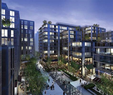 Home Design Outlet Center Foster Partners Citycenter Dc Breaks Ground