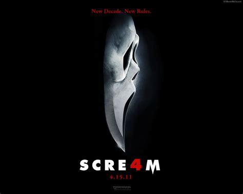 ghostface film scream 4 scream wallpaper 25400879 fanpop