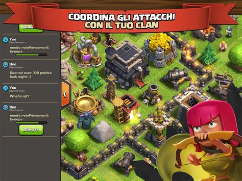 Play Clash Of Clans L0711 Xiaomi Redmi Note 4 Custom Cover clash of clans il gestionale strategico di supercell