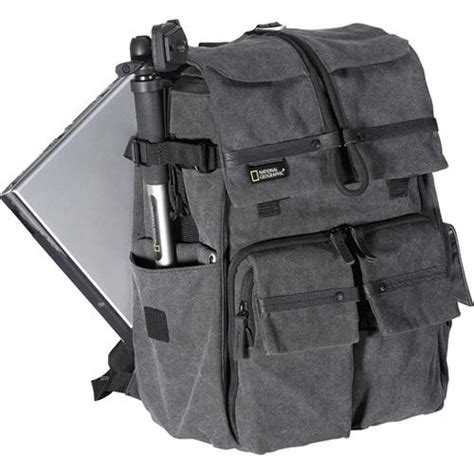Tas Kode Pc21055 Grey 4 In 1 national geographic ng w5070 walkabout rucksack ng w5070 b h