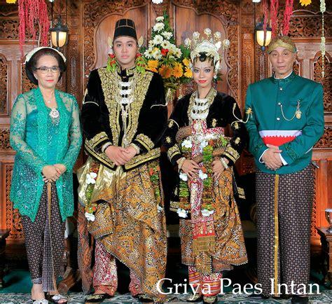 Harga Rias Pengantin Jogja surjan pakaian adat yogyakarta dan review daftar