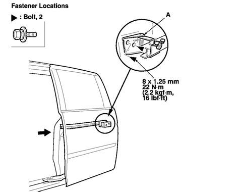 honda odyssey sliding door parts diagram 2007 honda odyssey sliding door parts diagram honda auto