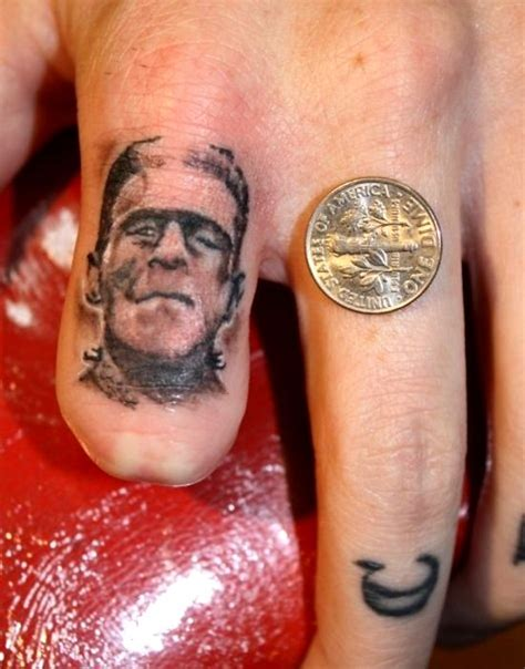 finger tattoo portraits 50 awesome finger tattoos that are insanely popular