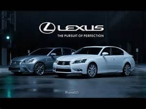 Lexus Ad Lexus Mocking German Rivals In New Gs 350 Ad Autoevolution