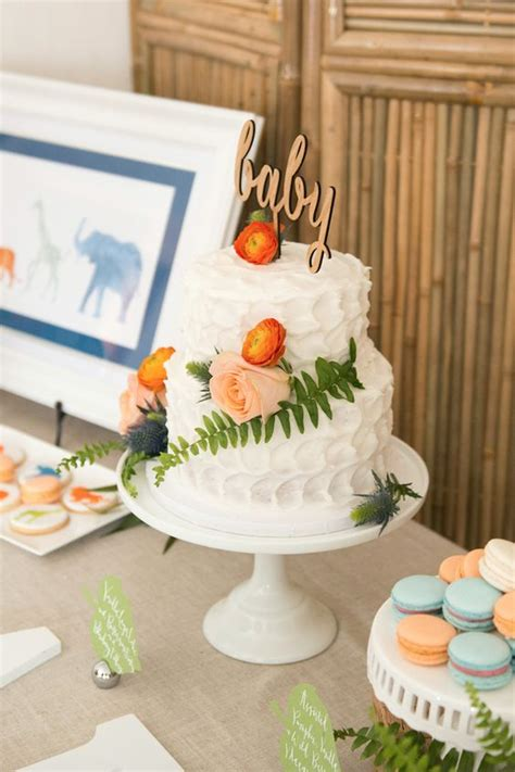 Sophisticated Baby Shower Decorations by 37 Modern Baby Shower D 233 Cor Ideas That Really Inspire