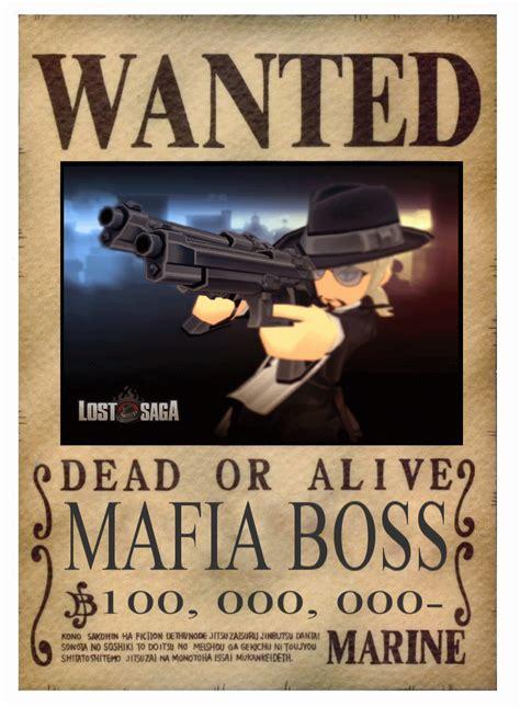 Cara Membuat Poster Wanted One Piece | cara membuat poster wanted one piece animecomzone