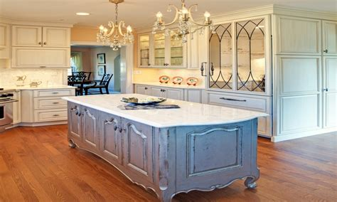 french blue kitchen cabinets rustic kitchen cabinets blue and white french country