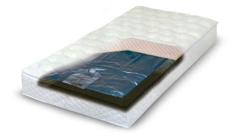 materasso ad acqua materassi acqua comodi postura termoregolazione