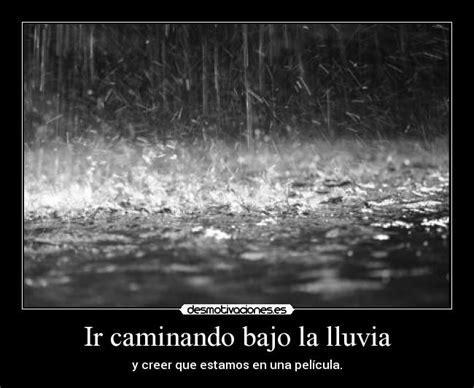 imagenes de amor bajo la lluvia ir caminando bajo la lluvia desmotivaciones