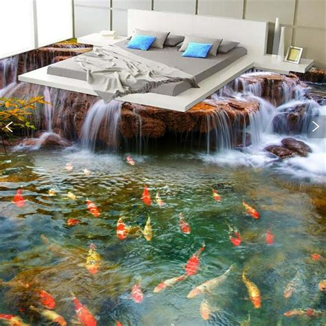 3d floor painting wallpaper underwater world mermaid 3d floor pvc 1000 images about wall floor ceiling ideas on pinterest