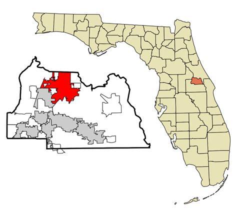 Seminole County Florida Search File Seminole County Florida Incorporated And Unincorporated Areas Sanford Highlighted