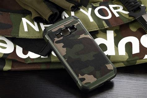 Samsung Galaxy Note 5 Dual Tough Xphase Army Casing Cover Bumper jual samsung galaxy j5 dual tough armor