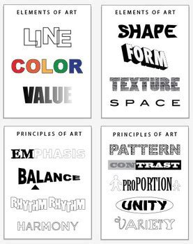 design elements color fundamentals art projects for kids teaching resources teachers pay