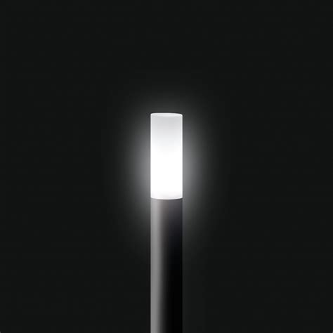 lombardo illuminazione prezzi paletto luminoso a led da giardino in policarbonato line