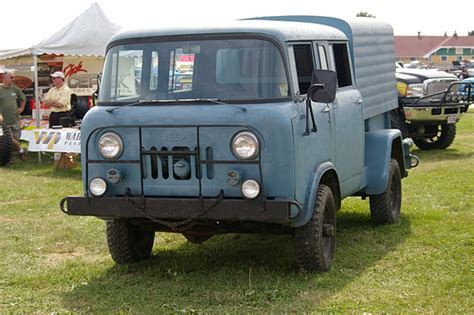 Jeep M677 Jeep M677 Based On The Fc 170 Chassis Flickr Photo