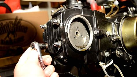 valve replacement  lifan pit bike motor part