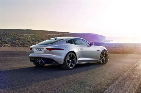 jaguar sports car new jaguar f type 400 sport heads raft of revisions to