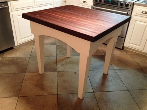 how to build a butcher block table how to build a butcher block table 100 images how to