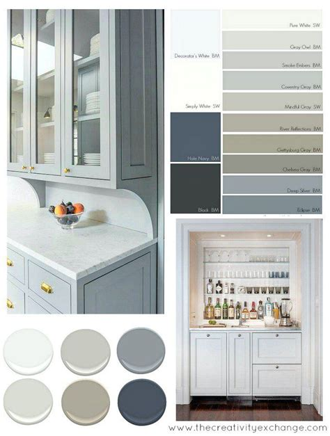 painted kitchen cabinet colors 25 best ideas about painted built ins on