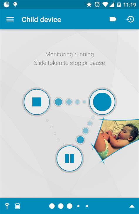 baby monitor app android dormi baby monitor android apps on play