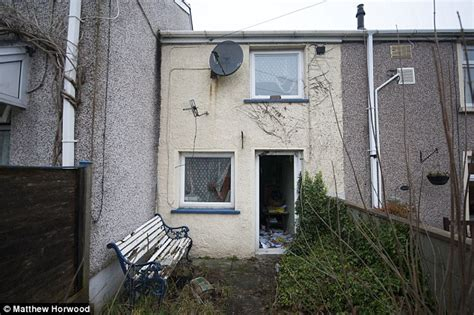 cheapest houses in the us is this the cheapest house in britain tiny terrace in