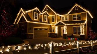 how to put up lights on a house lights
