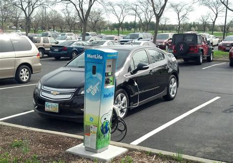 Tesla Charging Stations Ohio Workplace Charging For Electric Cars Best Practices Revealed