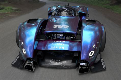 Where Are Tvr Cars Made Tvr Lm30r For Michelin Challenge Design By Eite