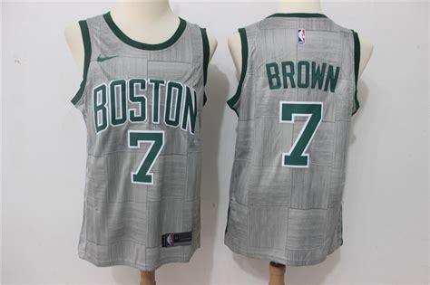 Nike Boston Brown cheap boston celtics jerseys on sale wholesale nike nba